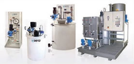 Dosing equipment and systems